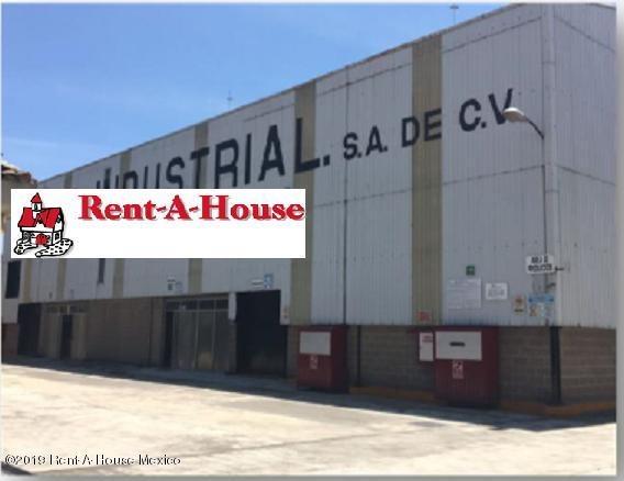 planta industrial en venta en lerma rb