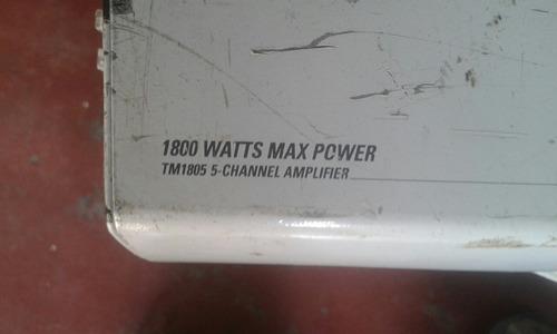 planta mtx 1800 watts