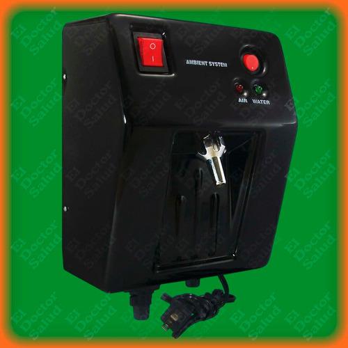 planta ozono ambient dual fija ng filtro agua compacto kit