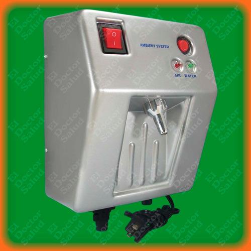 planta ozono ambient dual - fija pl + filtro agua + obsequio