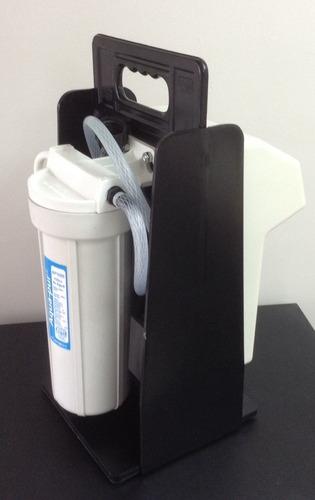 planta ozono salud portatil - filtro de agua + cartucho