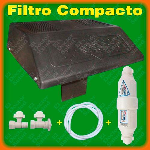 planta ozono sustituto botellon filtro agua compacto  kit r4