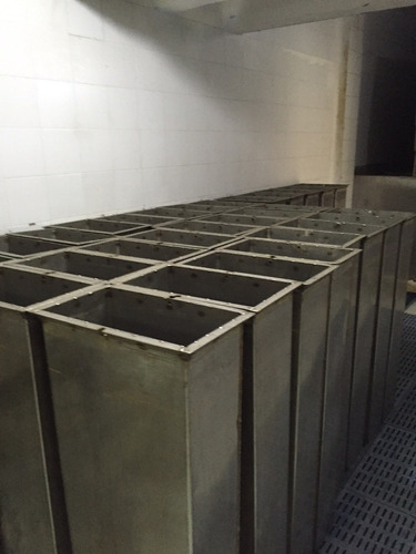 planta para producción de hielo