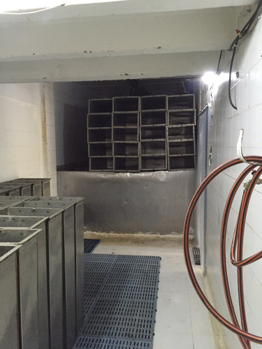 planta para producción de hielo en bloques