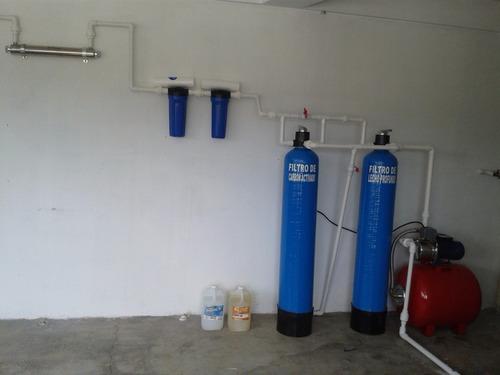 planta purificadora agua