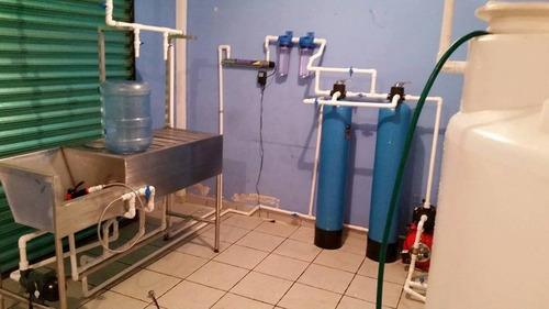 planta purificadora de agua $27,500.00 sin anticipos
