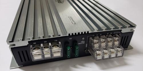 planta rms 3000w  4 canales sonido carro