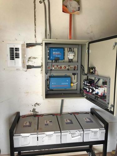 planta solar 4kwp on grid