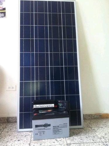 planta solar de 140 w