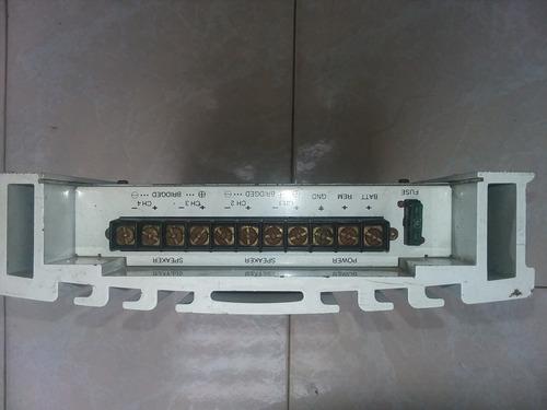 planta sonido boss ava-650 160x4 watts 2 din
