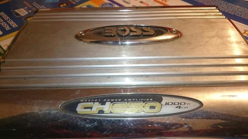 planta sonido  boss ch 650 de 1000 watts