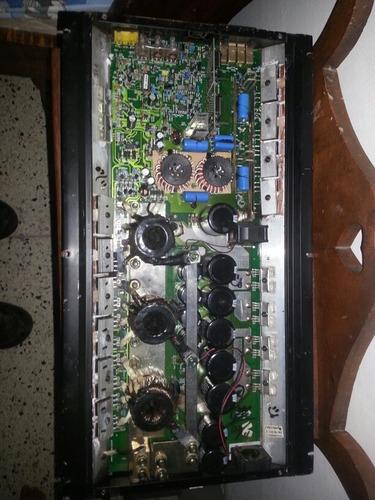 planta stetsom de 7200 watts car audio vendo o cambio