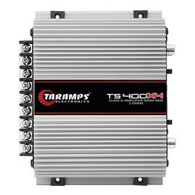 Planta Taramps Ts400x4  2 Oh X 4 Canales 400w