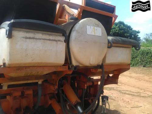 plantadeira de cana semi automatica civemasa ano 2007