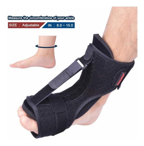 plantar fasciitis night splint foot drop orthotic brace...