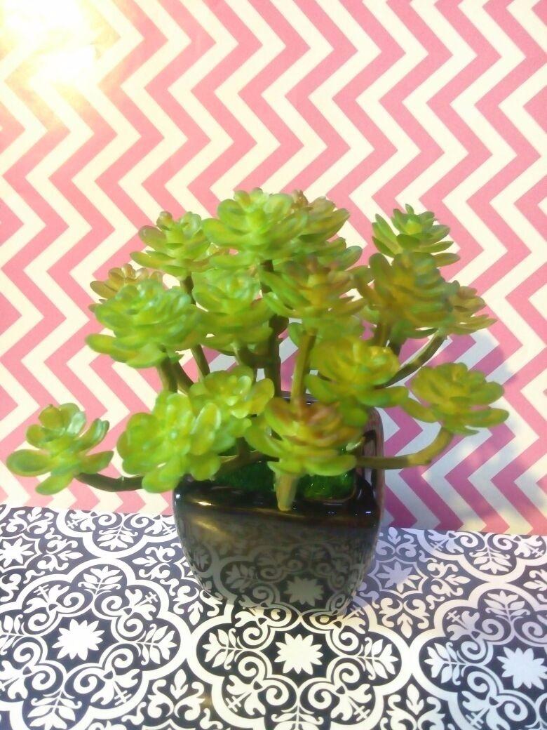 Plantas artificiales para decoraci n en mercado for Plantas artificiales decoracion