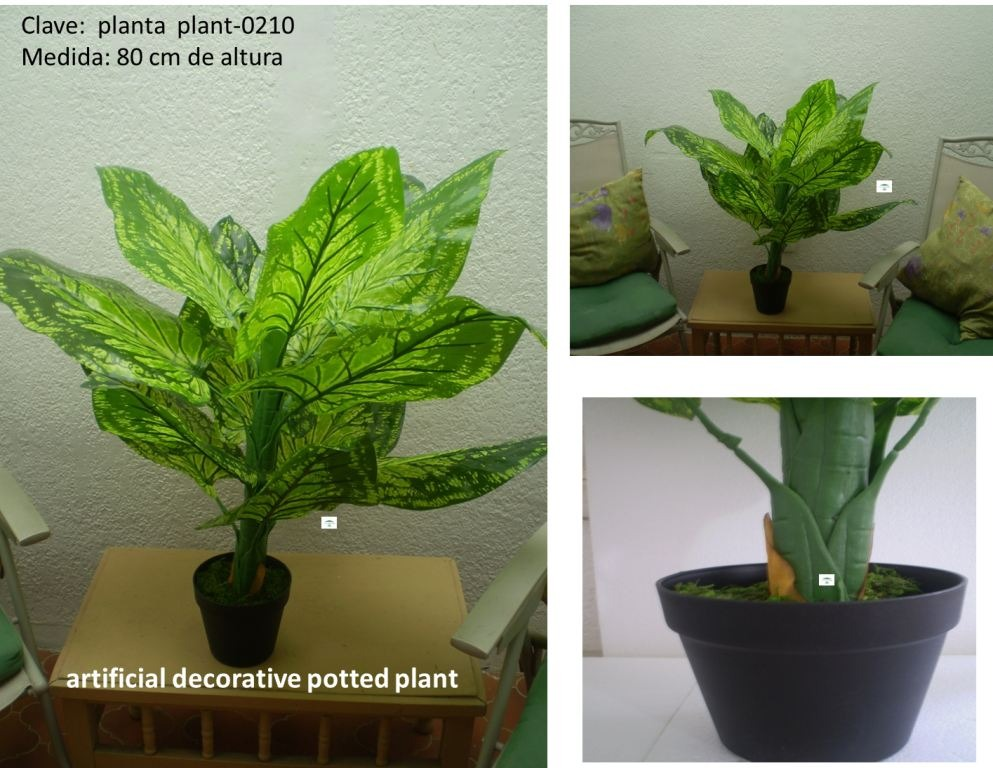Plantas artificiales sp0 en mercado libre for Plantas artificiales