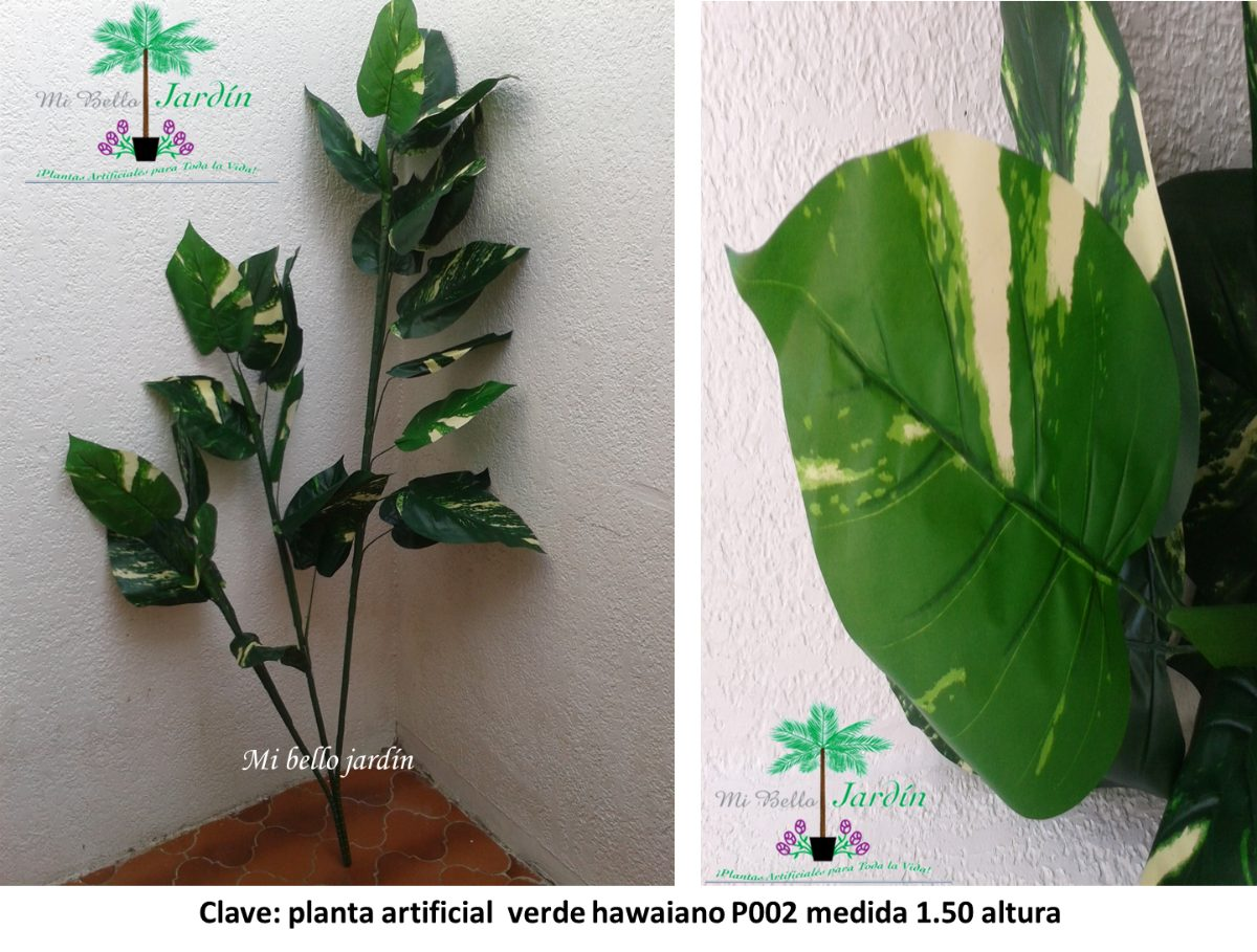 Plantas artificiales verdes 1 en mercado libre - Plantas artificiales decorativas ...