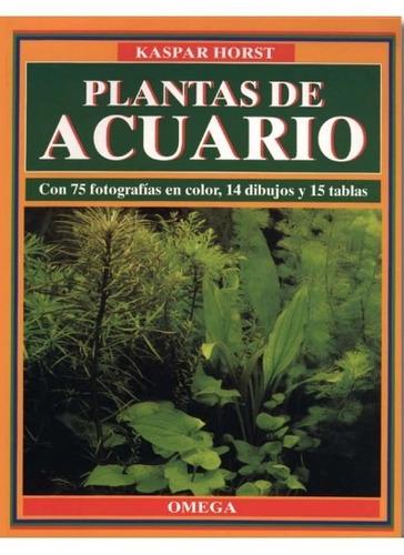 plantas de acuario(libro botánica)