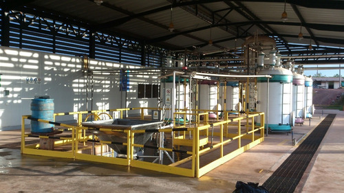 plantas de biogás - biodigestores anaerobios