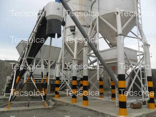 plantas de concreto