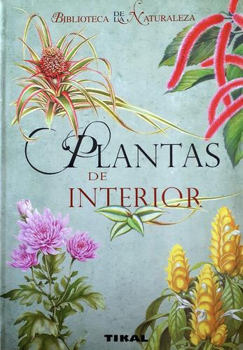 plantas de interior - biblioteca de la naturaleza