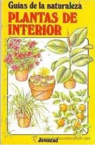 plantas de interior - guías de naturaleza, bonnar, juventud