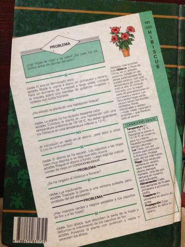 plantas de interior. problemas y soluciones. bicknell/seddon