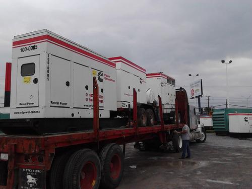 plantas de luz cummins 80 kva generador electrico**venta**