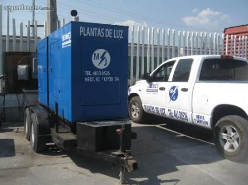 plantas de luz generadores  en renta,tlalnepantla 4613-0526