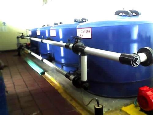 plantas de tratamiento de aguas potable y residual