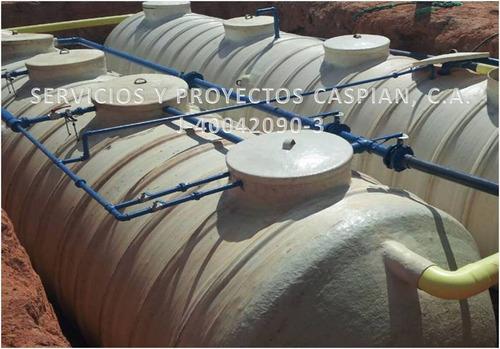 plantas de tratamiento de aguas residuales y blancas