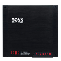 Amplificador Boss Monoblock 1500watts Modelo Ph1500m Nuevo