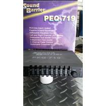 Equalizador Pasivo Marca Sound Barrier Mod.peq-719
