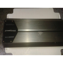 Planta Powerbass Monoblock De 3000watts