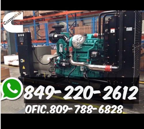 plantas electricas denyo diesel silenciosas y abiertas