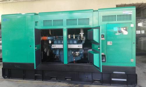 plantas electricas desde 5 kva hasta 2000 kva nuevas y usada