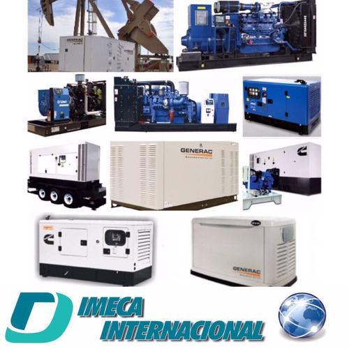 plantas eléctricas (diesel & gas). cummins - doosan. 60 kva
