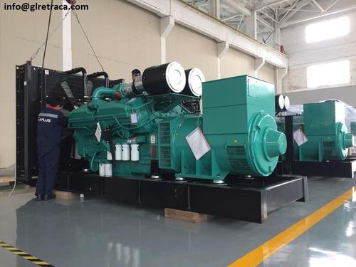 plantas electricas diesel todas las capacidades
