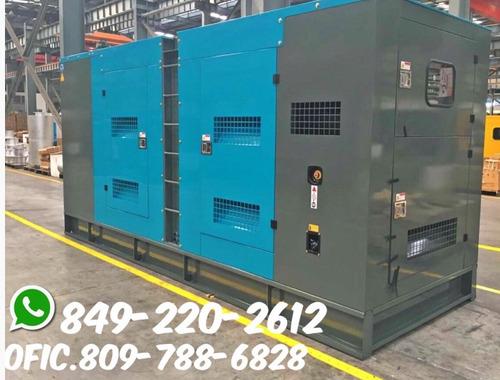 plantas electricas generador denyo, a precios de fabrica