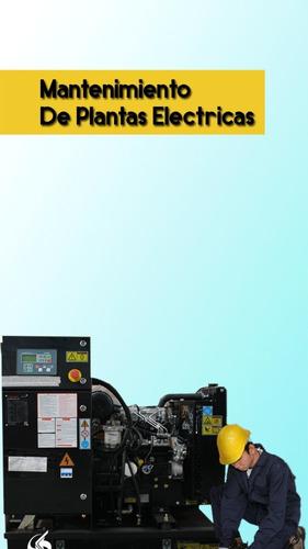 plantas electricas instalacion reparacion