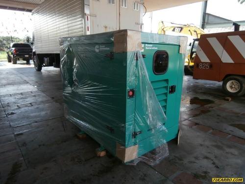 plantas eléctricas maquinaria pesada