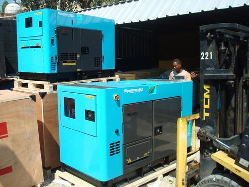 plantas electricas nipodenso denyo, a precios de fabrica