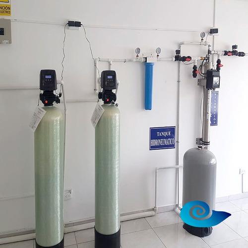 plantas embotelladoras de envasado de agua botellones