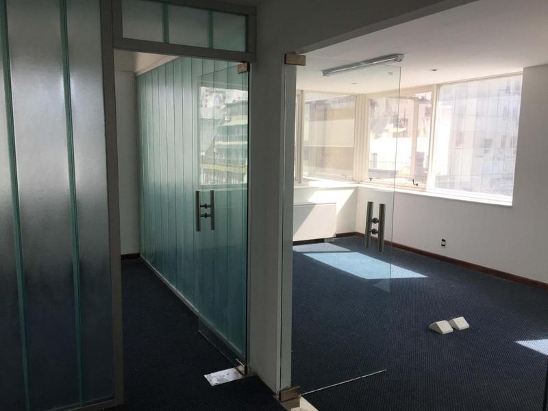 plantas libres de 240 m2 - con cochera - excelente estado - edificio de categoria