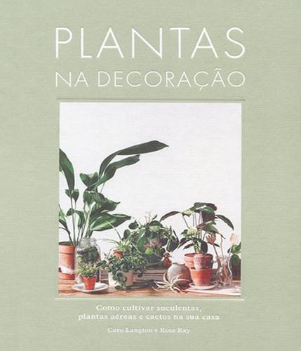 plantas na decoracao