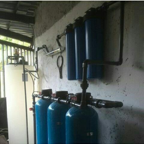 plantas potabilizadoras purificadoras de agua