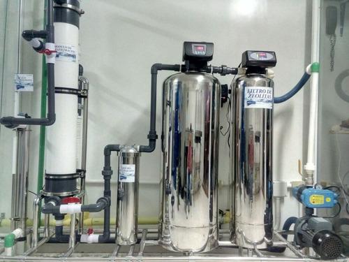 plantas purificadoras de agua para venta por recarga