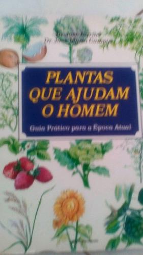 plantas que ajudam o homem