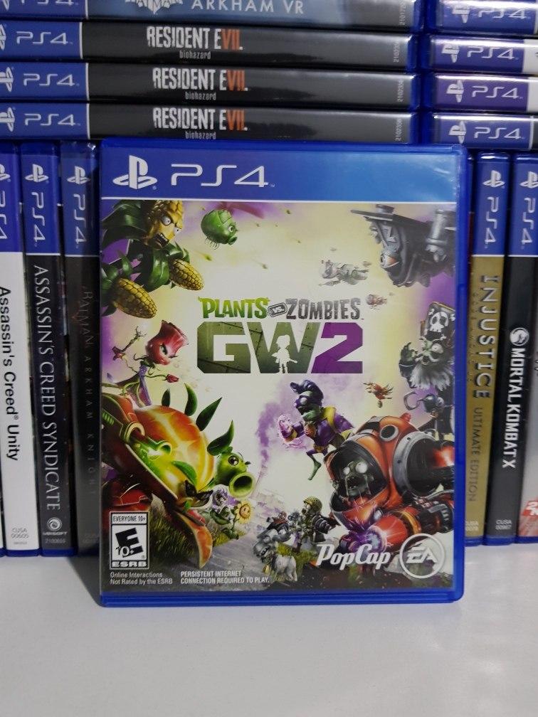 Plantas Vs Zombies 2 Usado Espanol Delivery Juegos Ps4 S 99 99